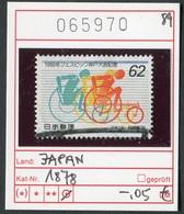 Japan - Japon - Nippon - Michel 1878   - Oo Oblit. Used Gebruikt - 1926-89 Emperor Hirohito (Showa Era)