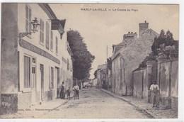 Val-d'Oise - Marly-la-Ville - Le Centre Du Pays - Marly La Ville