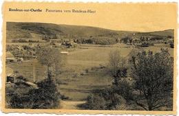 Rendeux-sur-Ourthe NA4: Panorama  Vers Rendeux-Haut - Rendeux