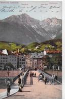 AK 0091  Innsbruck - Innbrücke / Verlag Lampe Um 1909 - Innsbruck