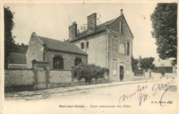 BAR SUR SEINE  ECOLE COMMUNALE DES FILLES - Bar-sur-Seine