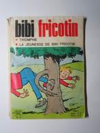 1969 BIBI FRICOTIN Petit Format N° 4 - Bibi Fricotin