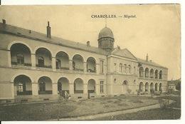71 - CHAROLLES / HÔPITAL - Charolles