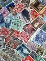 BID Europe West KILOWARE OFF PAPER LazyBag 1 KG (2LB-3oz) MissionBag Quality Old-modern  Ca 10.000 Stamps - Vrac (min 1000 Timbres)
