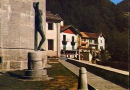 Valle Vigezzo - Re - Verbiana - Scorcio Panoramico - 17870 - Formato Grande Non Viaggiata – E 9 - Verbania