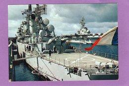 29 BREST MARINE NATIONALE FRANCAISE Le Croiseur Colbert   - MILITARIA - Guerre