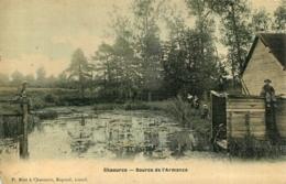 CHAOURCE SOURCE DE L'ARMANCE - Chaource