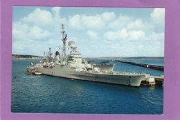 29 BREST MARINE NATIONALE FRANCAISE Le Croiseur Colbert   - MILITARIA - Warships