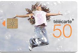 CARTE°-PUBLIC-50U-F1362E-GEM1-09/08-DANSE 6-V°100000 CABINES-Ex 30/06/2010-UTILISE-TBE - France