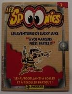 Lucky Luke: Mini Booklet Les Spoonies 2 - Panini - 1999 - Stickers