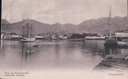 Vue Du Port-Louis (1909) - Maurice