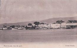 Port-Louis Vue Du Port (1909) - Maurice