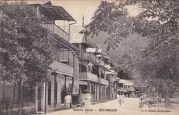 VICTORIA STREET. SEYCHELLES. S.S. OHASHI PHOTO CIRCA 1900s-RARISIME-UNIQUE-BLEUP - Seychellen