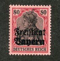 W-8578 1919 Mi.#147* (cat.0.70€ ) Offers Welcome! - Bayern