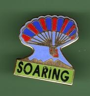 PARACHUTISME *** SOARING *** 0091 - Paracaidismo