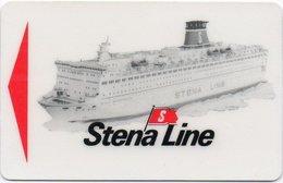 SVEZIA KEY CABIN       Stena Line ( Shipping Company ) - Hotelkarten