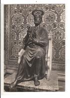CITTA DEL VATICANO - BASILICA DI S. PIETRO - LA STATUA DI S. PIETRO - Vatican