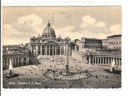 CITTA DEL VATICANO - BASILICA DI S. PIETRO - LA BASILIQUE DE ST PIERRE - Vatican