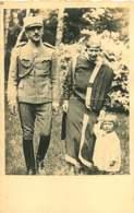 301118A - ROYAUTE - 1925 Reine MARIE De ROUMANIE ALEXANDRE Ier De YOUGOSLAVIE Leur Fils Pierre Famille Royale - Yougoslavie