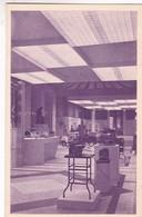 PLAN QUINQUENAL. SECTOR MAQUINAS FRANQUEADORAS EN LA EXPO. CASA DE LA MONEDA. FDC 1949 BUENOS AIRES-BLEUP - Postal Stationery