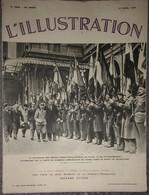 L'Illustration 4808 27/04/1935 Edouard Renard - Alpinisme Himalaya Karakoram - Ras Shamra-Ugarit - Villemaur/vanne - Journaux - Quotidiens