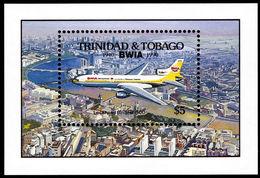 Trinidad & Tobago 1990 BIWI Souvenir Sheet Unmounted Mint. - Trinité & Tobago (1962-...)
