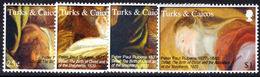 Turks & Caicos Islands 2006 Rubens, Christmas Unmounted Mint. - Turks And Caicos