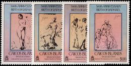 Caicos Islands 1983 Raphael Unmounted Mint. - Turks And Caicos