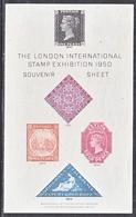 LONDON  INTL.  STAMP  EXPO. 1950   ** - 1902-1951 (Kings)