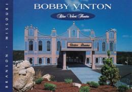 Missouri Branson Bobby Vinton Blue Velvet Theatre - Branson