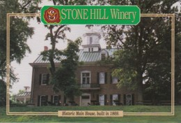 Missouri Branson Hermann & New Florence Stone Hill Winery & Restaurant - Branson