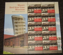 4377** Red Star Line Museum Antwerpen - De Nouveau Musées Pour Ne Jamais Oublier MNH - Anvers - Belgique