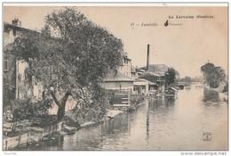 R18- 54) LUNEVILLE (LA LORRAINE ILLUSTRÉE)  - LA VEZOUVE - (2 SCANS) - Luneville