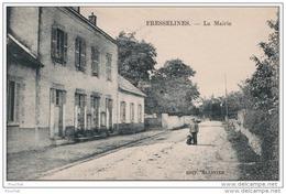 23) FRESSELINES (CREUSE) LA MAIRIE - Frankrijk