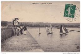G17-  50) CARTERET - BARQUES DE PECHE - Carteret