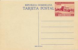 DOMINICA - Tarjeta Postal - Nation'sAltar Trujillo City - Dominikanische Rep.