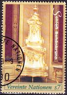 UNO Wien Vienna Vienne - Schloss Schönbrunn Prunkofen Aus Porzellan (MiNr: 271) 1998 - Gest Used Obl - Usati