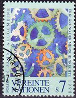 UNO Wien Vienna Vienne - 50. Jahre Erklärung Der Menschenrechte (MiNr: 269) 1998 - Gest Used Obl - Usati