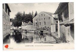 00829-LE-88-GERBEVILLER-Le Canal Et Les Anciennes Tanneries - Frankrijk