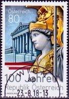 Austria Österreich 2018 100 Jahre Republik Österreich USED / O / GESTEMPELT - 1945-.... 2. Republik