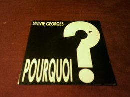 SYLVIE  GEORGES   °  POURQUOI - Vinyl Records