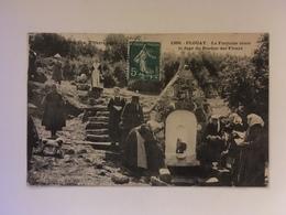 Plouay - La Fontaine Bénie Le Jour Du Pardon Des Fleurs - Frankrijk