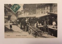 Poissy - Le Marché - Poissy