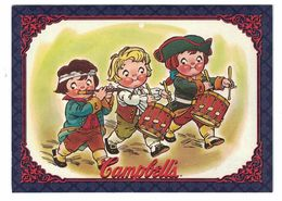 IMAGE THE CAMPBELL'S COLLECTION N° 22 . 1978 CAMPBELL KIDS . 1995 & TRADEMARK LICENSED BY CAMPBELL SOUP COMPAGNY - Vieux Papiers
