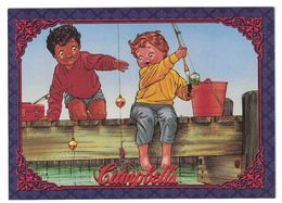 IMAGE THE CAMPBELL'S COLLECTION N° 24 . 1993 CAMPBELL KIDS . 1995 & TRADEMARK LICENSED BY CAMPBELL SOUP COMPAGNY - Vieux Papiers