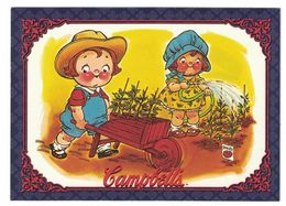 IMAGE THE CAMPBELL'S COLLECTION N° 26 . 1979 CAMPBELL KIDS . 1995 & TRADEMARK LICENSED BY CAMPBELL SOUP COMPAGNY - Vieux Papiers