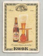 Cp , Publicité , Bière , A Unique Belgian Spéciality KWAK , Brouwerij Bosteels Brasserie , Buggenhout - Publicité