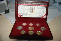 Coffret BU Malte  Année 2008 - Malta