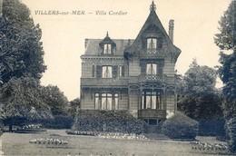 14 - Villers Sur Mer - Villa Cordier - Villers Sur Mer