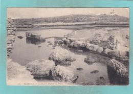 Old Post Card Of Al Mahdīyah, Mahdia, Tunisia,R82. - Tunisia